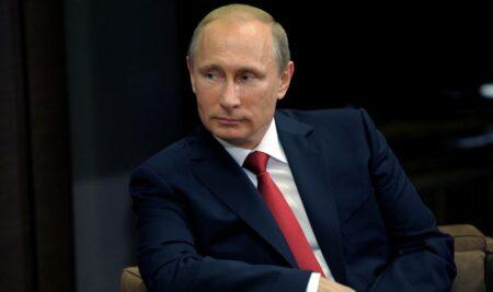 Владимир Путин (иллюстрация с сайта kremlin.ru)