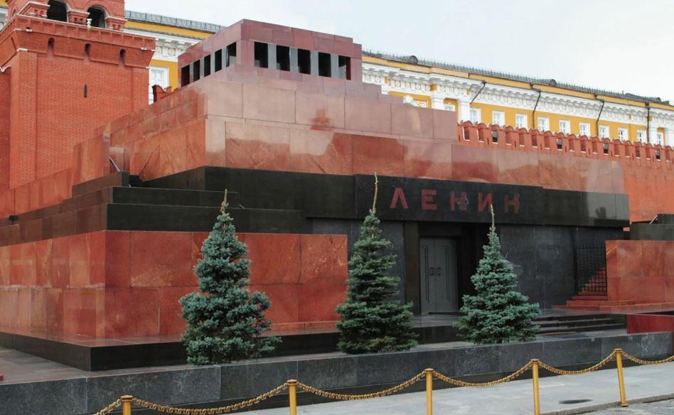 Мавзолей Ленина, Москва (иллюстрация из открытых источников)