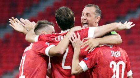Сборная России по футболу (иллюстрация из открытых источников)