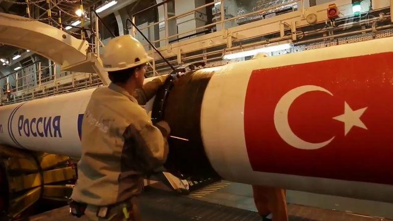 Турецкий поток (иллюстрация из открытых источников)
