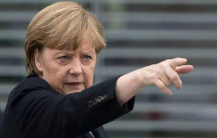 Ангела Меркель (иллюстрация из открытых источников)
