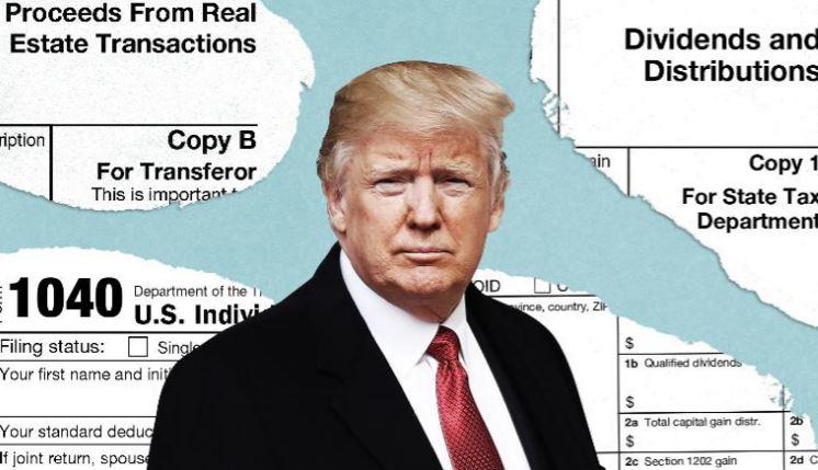 Дональд Трамп (иллюстрация из открытых источников)