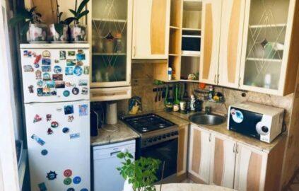 Кухня в хрущёвке (иллюстрация из открытых источников)