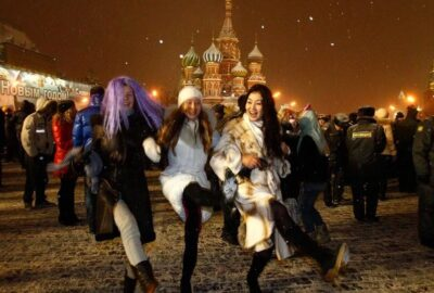 Праздник Москва (иллюстрация из открытых источников)