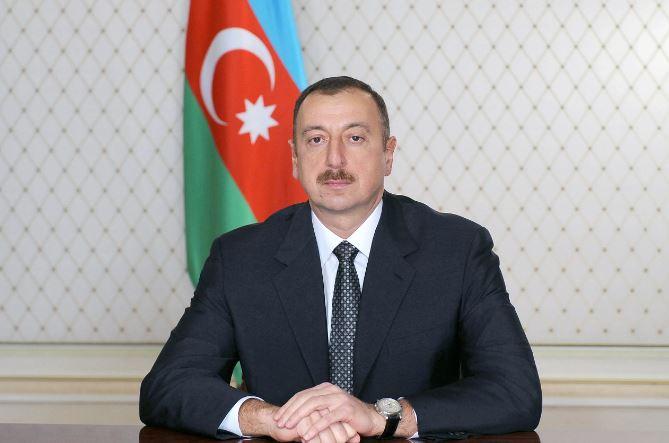 Президент Азербайджана Ильхам Алиев (иллюстрация из открытых источников)
