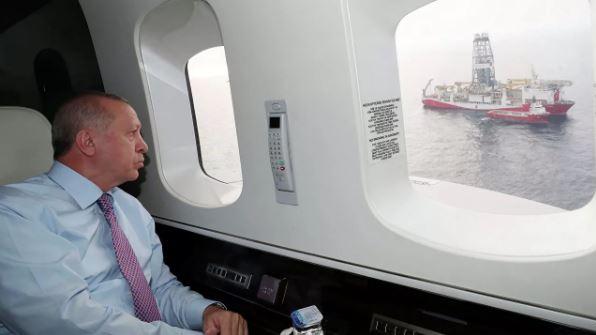 Президент Турции Эрдоган (иллюстрация из открытых источников)