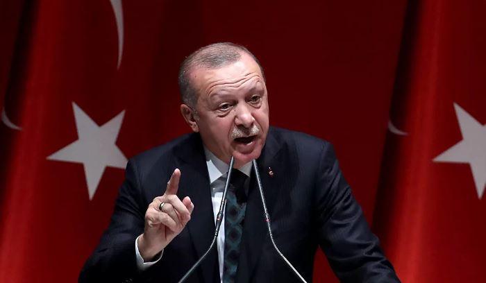 Реджеп Эрдоган (иллюстрация из открытых источников)