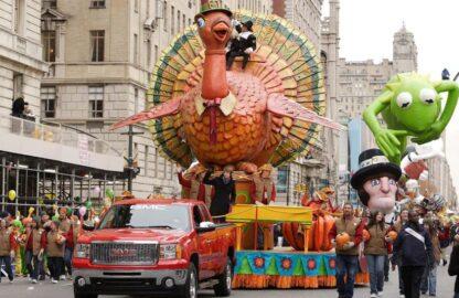 День благодарения в США (иллюстрация из открытых источников)