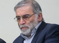 Иранский физик-ядерщик Мохсен Фахризаде (иллюстрация из открытых источников)