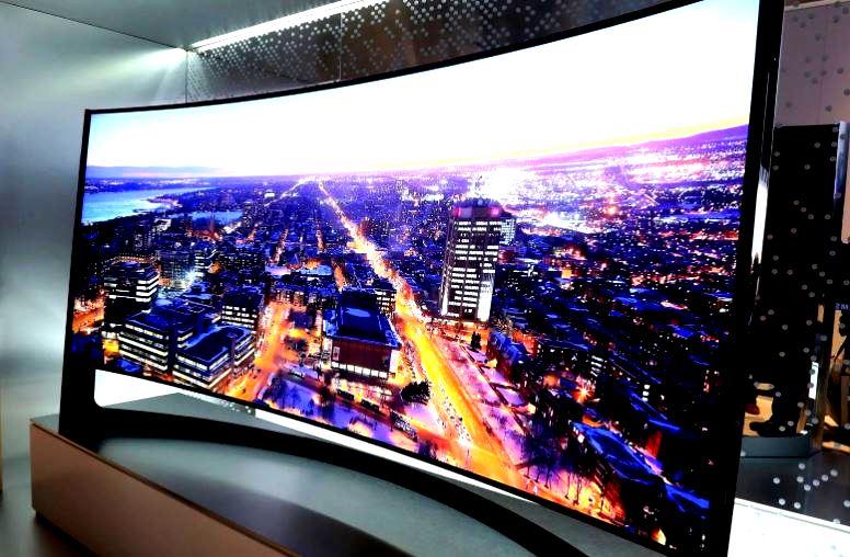 Телевизор Самсунг (иллюстрация из открытых источников)