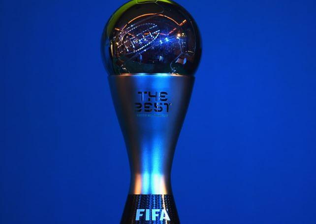 Кубок FIFA Football Awards 2020 (иллюстрация из открытых источников)