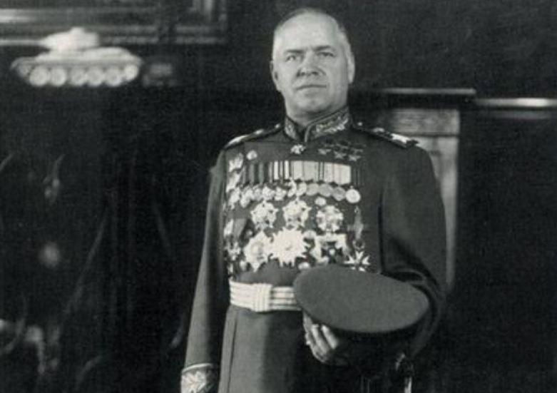 Маршал Советского Союза Георгий Жуков (иллюстрация из открытых источников)