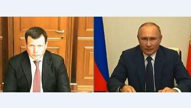 Сергей Куликов - новый глава Роснано (скриншот видео)