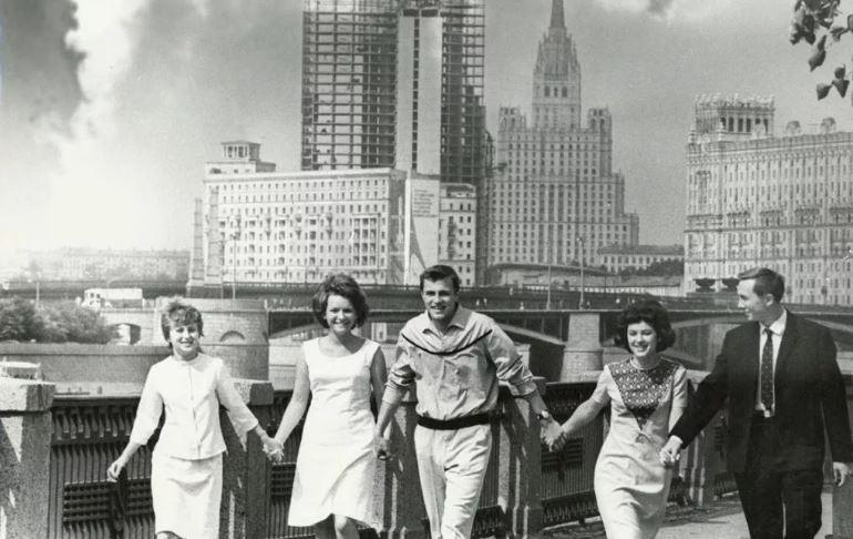 Граждане СССР (иллюстрация из открытых источников)