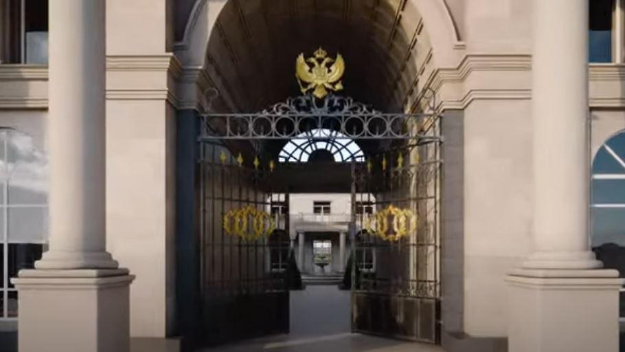 Кадр из фильма Дворец Путина