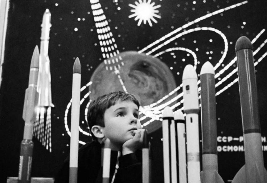 Советские дети (иллюстрация из октрытых источников)