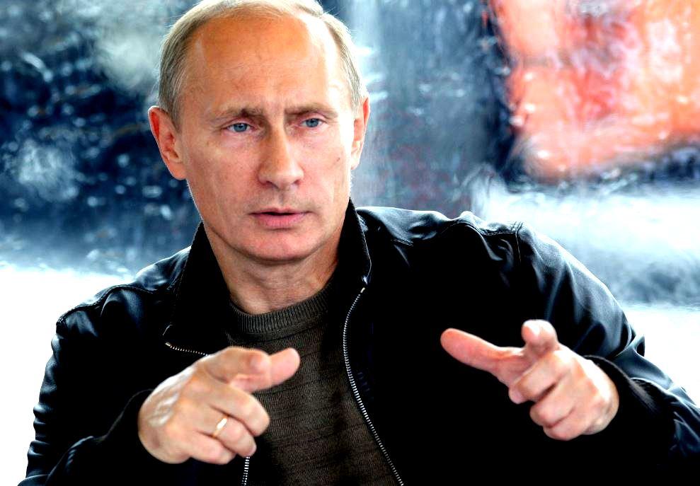 В.В.Путин (иллюстрация с сайта kremlin.ru)