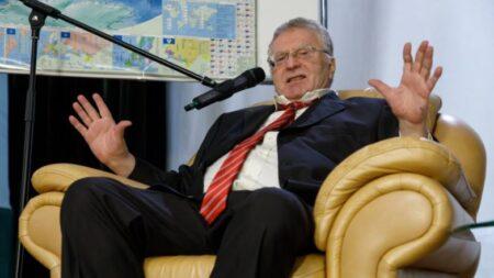 Владимир Жириновский (иллюстрация из открытых источников)