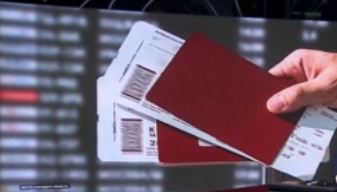 Аэрофлот открыл продажу льготных билетов для жителей ДФО. 11.02.2021 г. (скриншт видео)