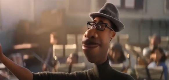 Анимационный фильм «Душа» (США) (скриншот видео)