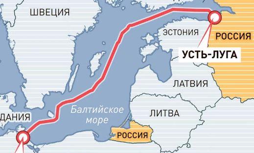 Берлин совместно с Москвой рассматривает новый способ использования Nord Stream 2