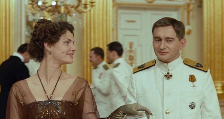 Кадр из фильма «Адмиралъ», 2009 г