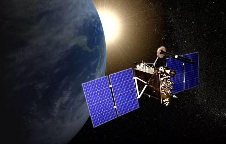 Космическая система навигации ГЛОНАСС (иллюстрация из открытых источников)