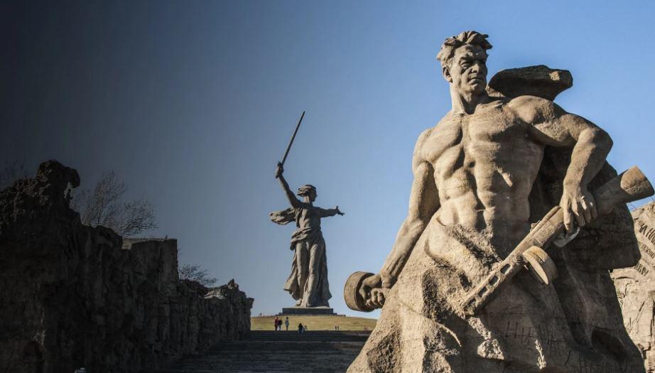 Мамаев Курган, Волгоград (Сталинград) (иллюстрация из открытых источников)