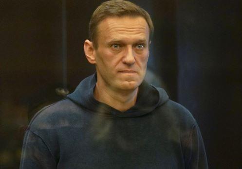 Мосгорсуд назначил А. Навального 2,5 года колонии общего режима (иллюстрация из открытых источников)