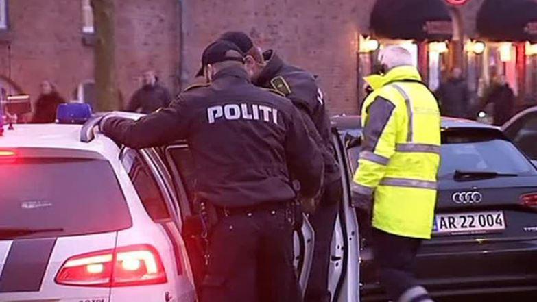 Полиция Дании (иллюстрация из открытых источников)