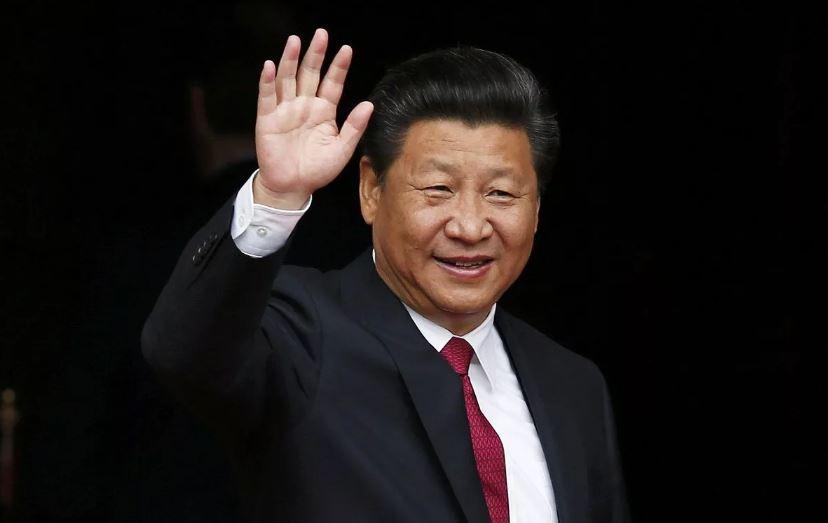 Председатель КНР Си Цзиньпин (иллюстрация из открытых источников)