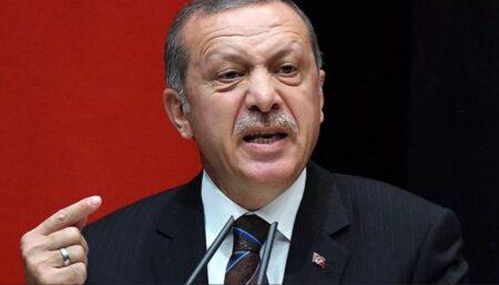 Президент Турции Реджеп Тайип Эрдоган (иллюстрация из открытых источников)