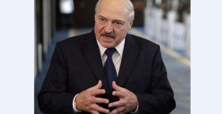 Александр Лукашенко (иллюстрация из открытых источников).