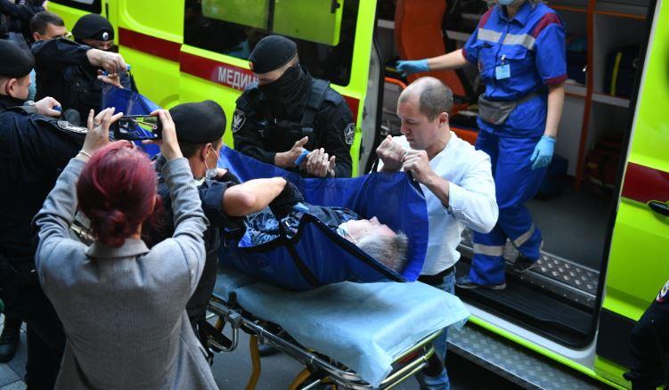 Михаила Ефремова госпитализировали в зале суда (иллюстрация из открытых источников)
