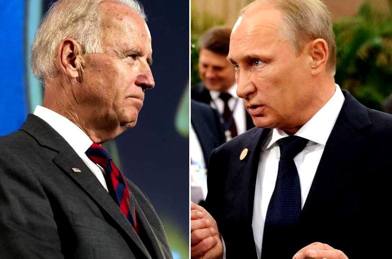 Путин и Байден (иллюстрация из открытых источников)