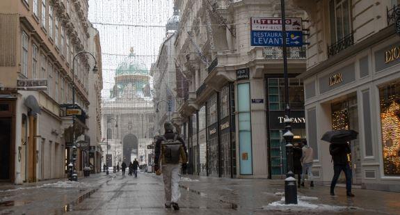 В Австрии при входе в магазины потребуют отрицательный тест на ковид (фото из открытых источников)