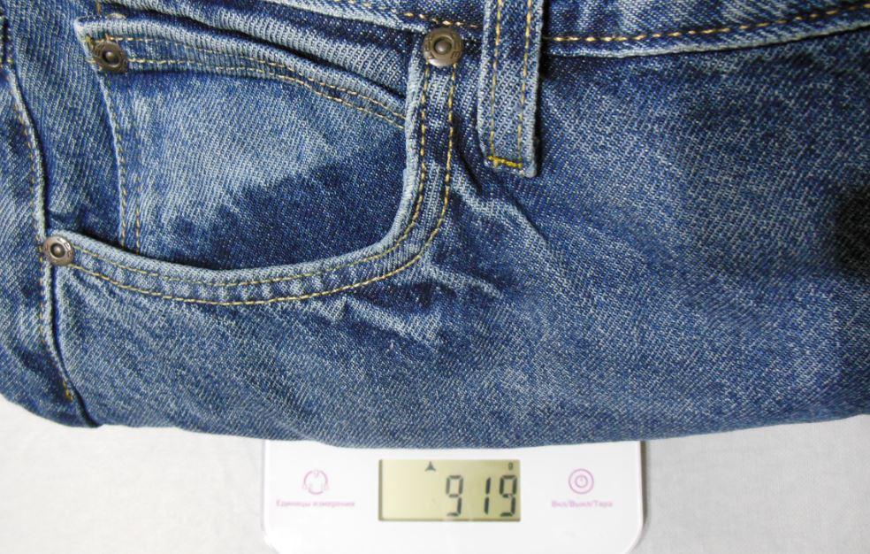 Вес плотных джинсов (фото РОСГОД) как правильно выбрать джинсы мужские или женские