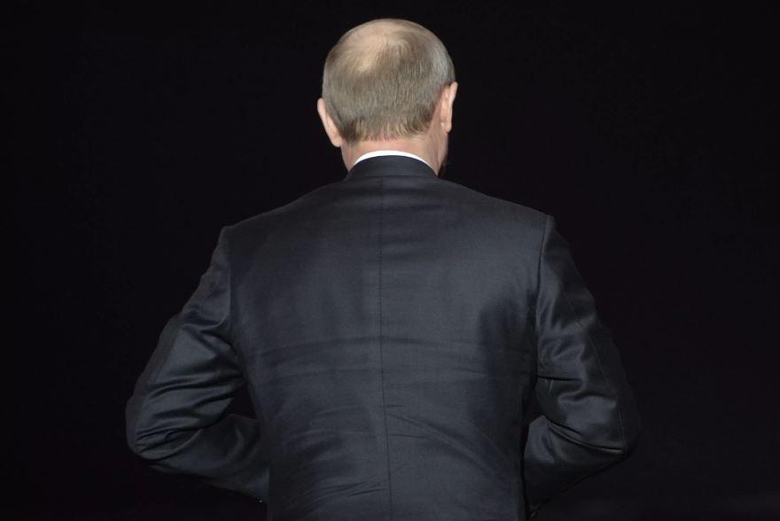 Владимир Владимирович Путин (иллюстрация - фото theeuropean.de)