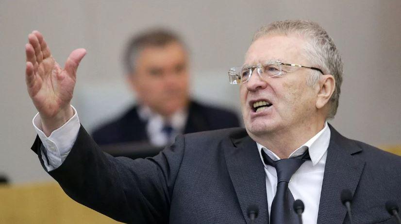 Владимир Вольфович Жириновский (иллюстрация из открытых источников)