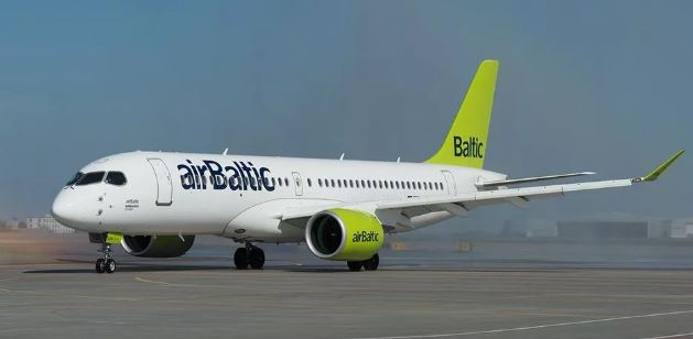 AirBaltic орткрыла авиасообщение между Ригой и Санкт-Петербургом 04.04.2021 г. (иллюстрация из открытых источников)
