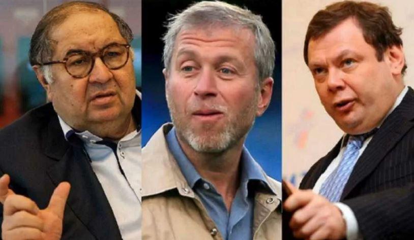 Алишер Усманов, Роман Абрамович и Михаил Фридман входят в число самых богатых жителей Великобритании (Sunday Times), фото с сайта gazeta19.ru