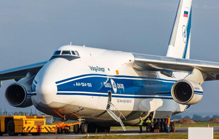 Ан-124 (иллюстрация из открытых источников)..