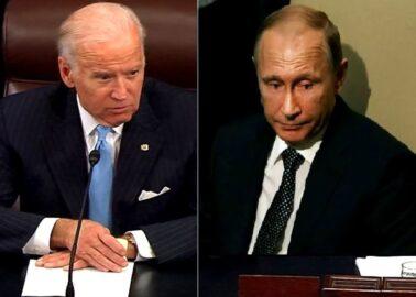 Байден и Путин (иллюстрации из открытых источников)