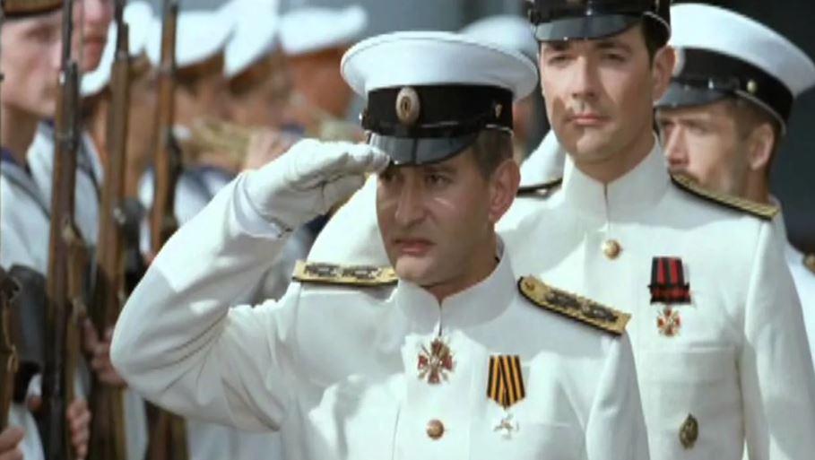 Кадр из фильма «Адмиралъ»