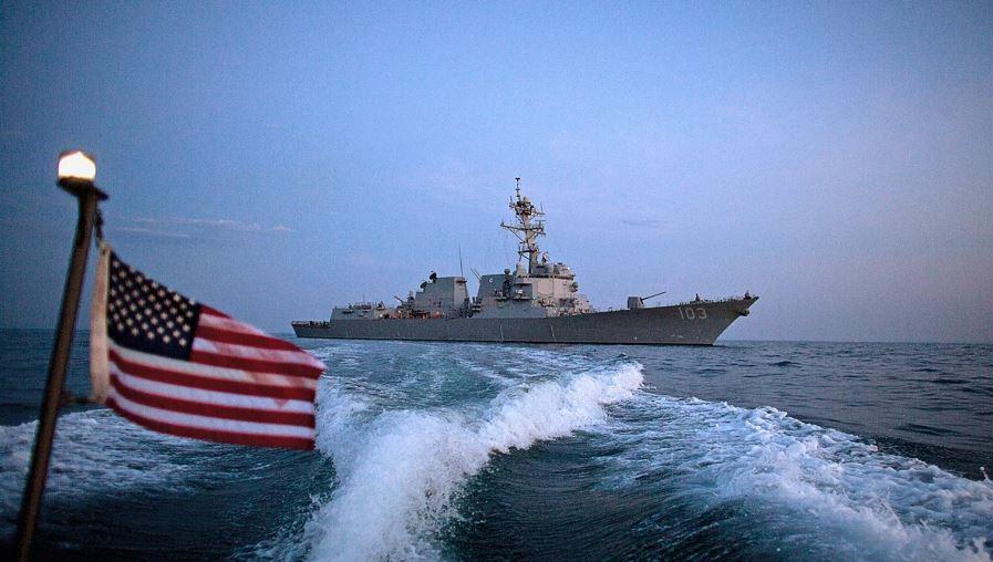 Корабли ВМФ США (иллюстрация из открытых источников)