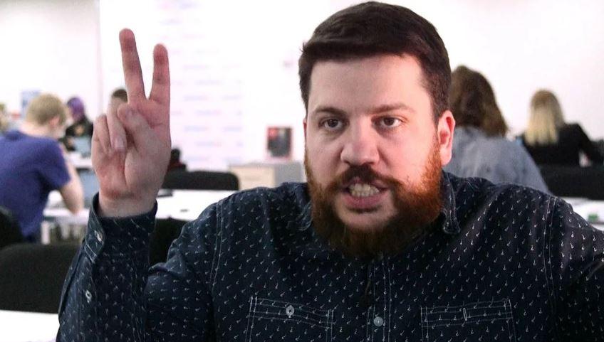 Леонид Волков - соратник Навального (иллюстрация из открытых источников)