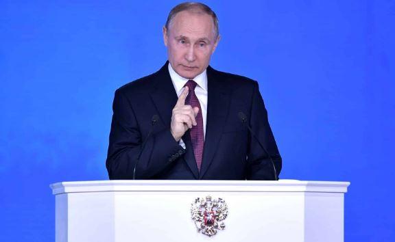 Названа дата обращения Путина к Федеральному собранию (фото из открытых источников)