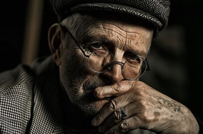 Пожилой мужчина (иллюстрация из открытых источников)