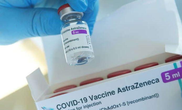 Вакцина AstraZeneca (иллюстрация из открытых источников)