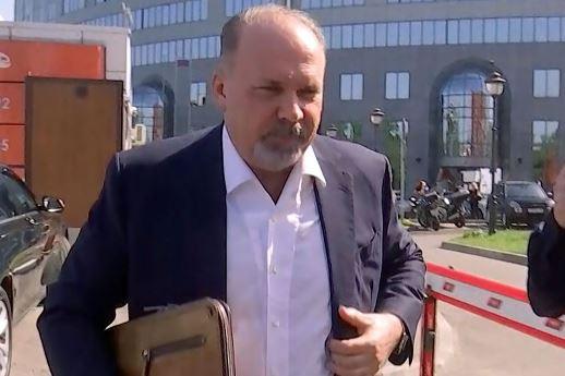 Михаил Мень избежал наказания по делу о растрате госсредств (скриншот видео)